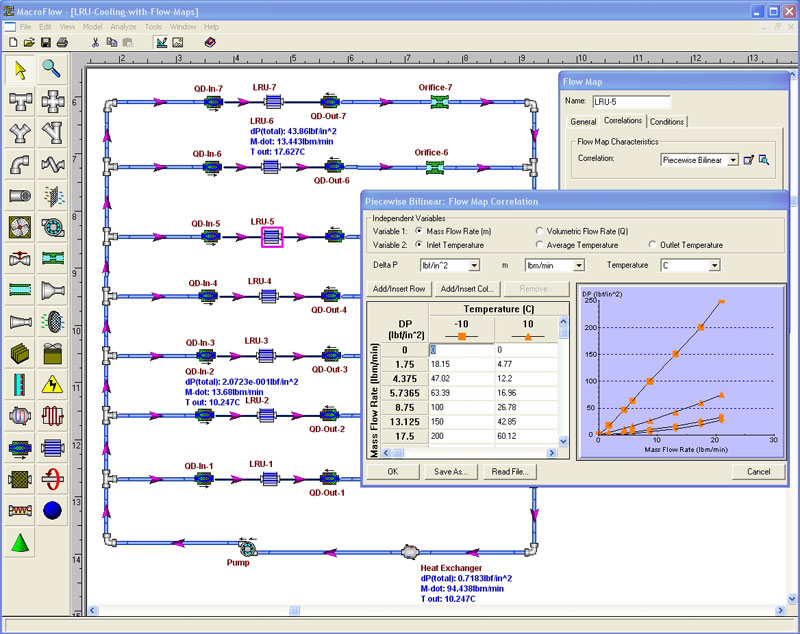 A Software Tool for Rapid Flow and Thermal Design of Electronics Cooling 20ac8fc30c0